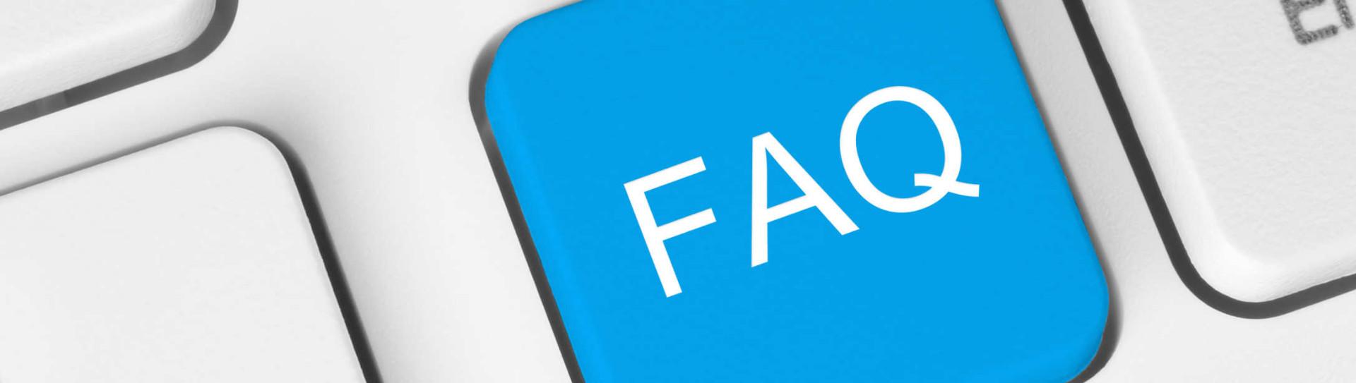 FAQ's & Help
